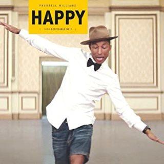Pharrell Williams「HAPPY」 + 小さな幸せ感を大切に生きよう!