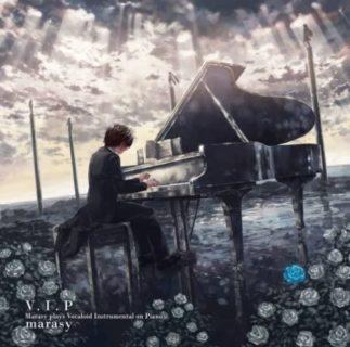 ソロピアノ「magnet(marasy ver.)」弾き直し&撮り直しました!