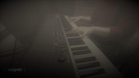 ソロピアノ「magnet(marasy ver.)」の演奏動画をUPしました♪