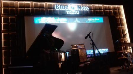 ジャズピアニスト Tania Mariaライブ@BLUE NOTE + アップルパイ専門店「Granny Smith」