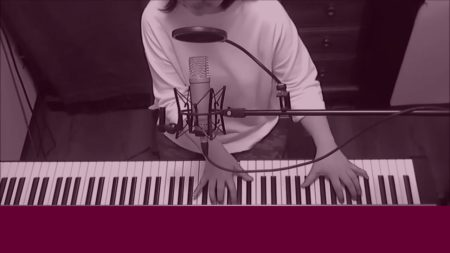 ディズニー/アラジン「Speechless」(full)をピアノで弾き語りました♪