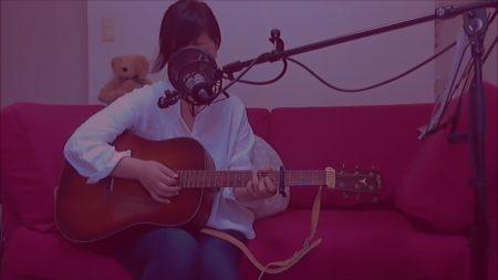 milet「US」/自作リズムトラック&ギターで弾き語りに挑戦してみました♪
